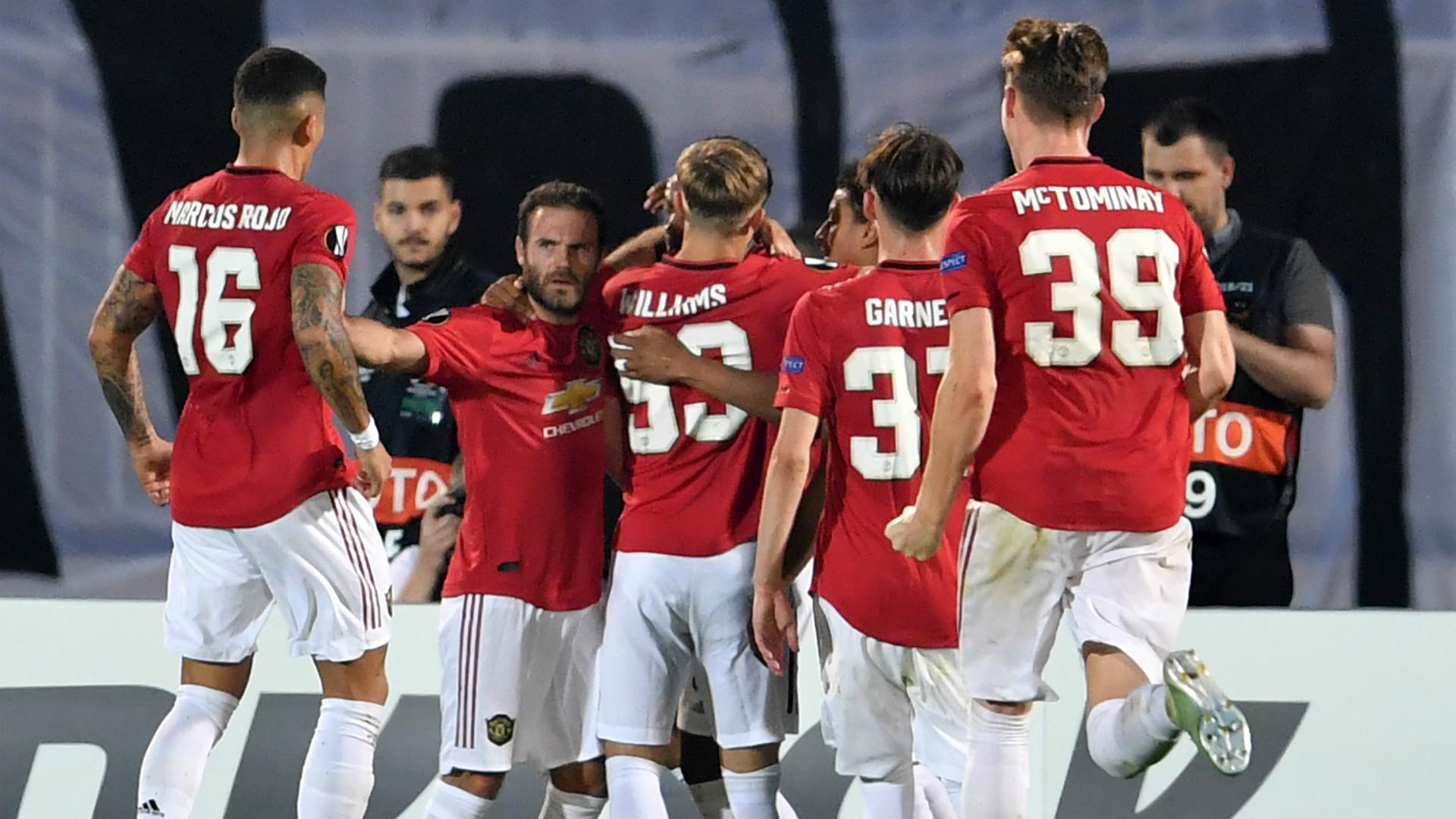 Manchester United - Première victoire à l'extérieur depuis le PSG