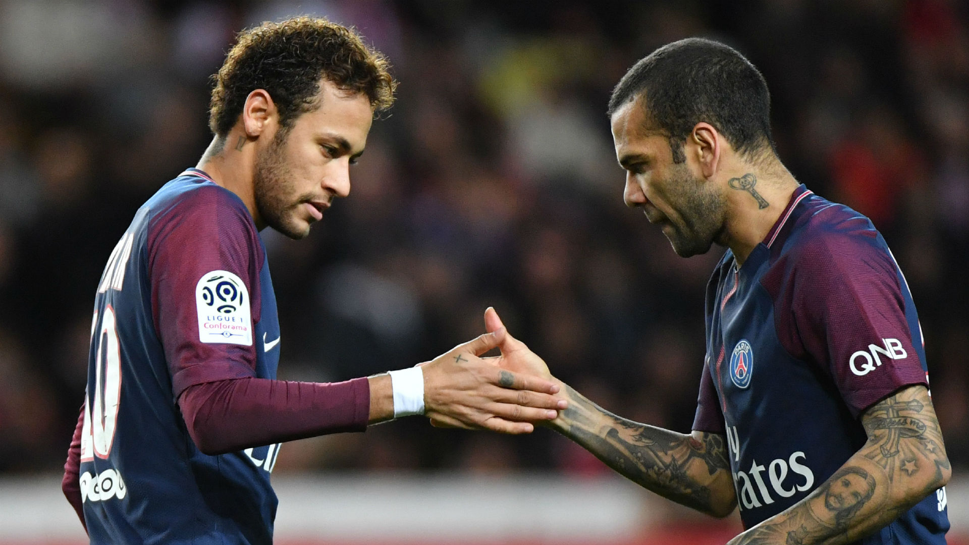 He's like Messi or Ronaldo - Alves backs Neymar in wake of criticism surrounding PSG exit talks
