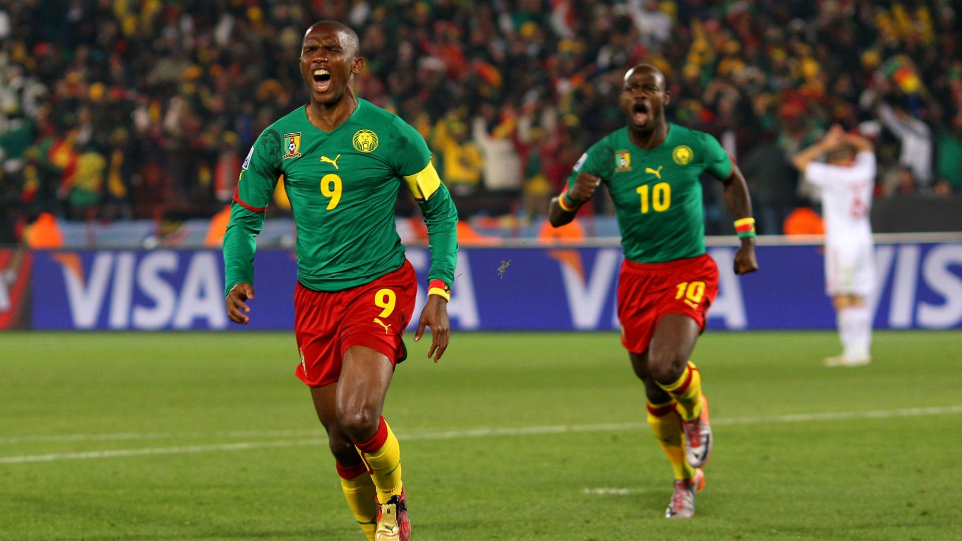 Top Five: Samuel Eto'o & Cameroon's greatest players