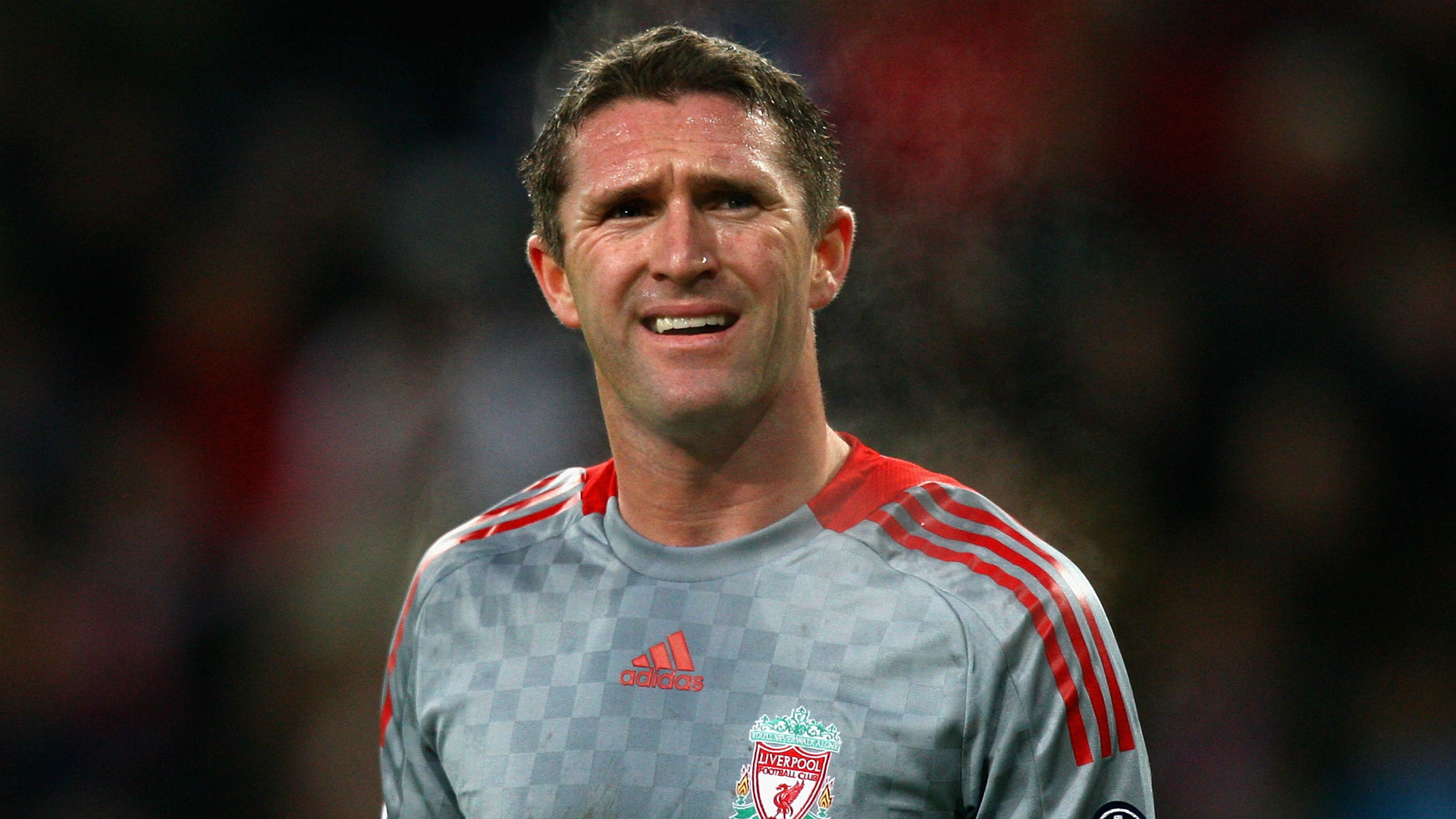 Robbie Keane Liverpool