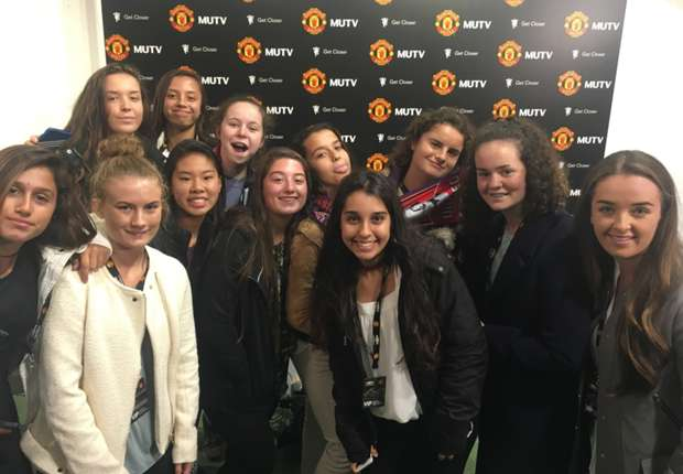 UAE Girls travel to Manchester United following duFC Challenge win