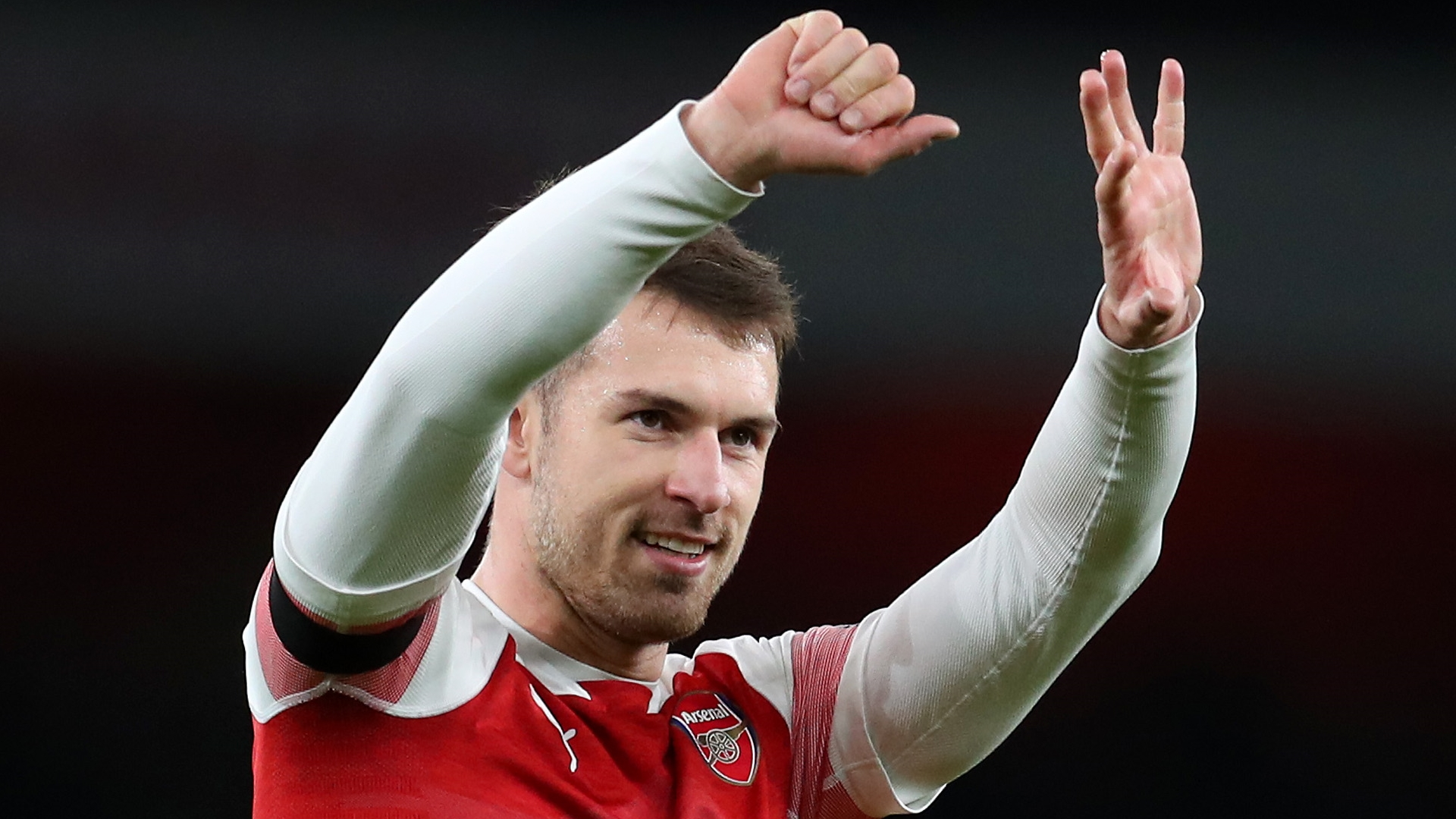 Juventus confident of Ramsey deal