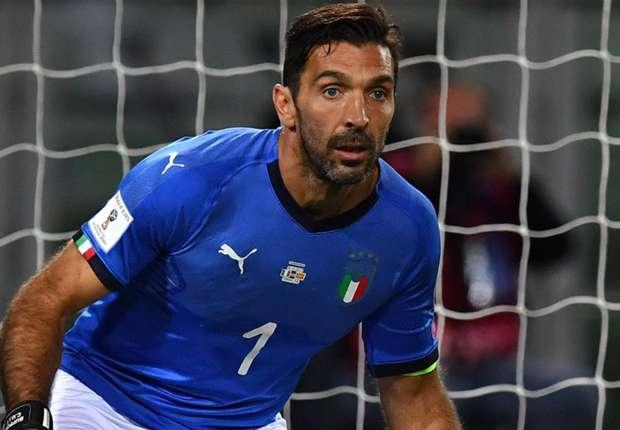 Gianluigi Buffon zaigrao je u plavom dresu