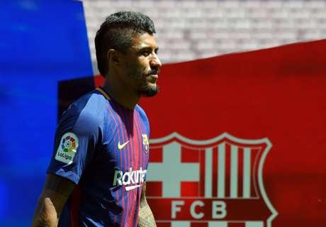 Paulinho will 'live dream' at Barcelona