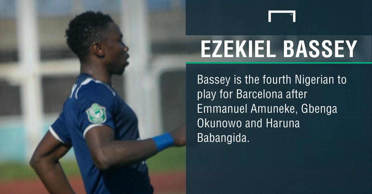 Ezekiel Bassey