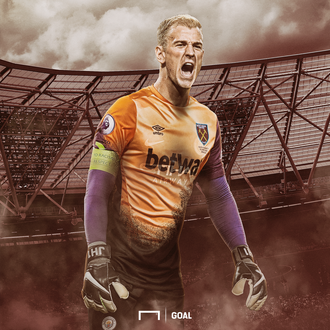 Hart completes West Ham loan move