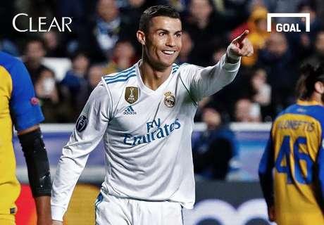 Rekor Gol Baru Cristiano Ronaldo Di Liga Champions