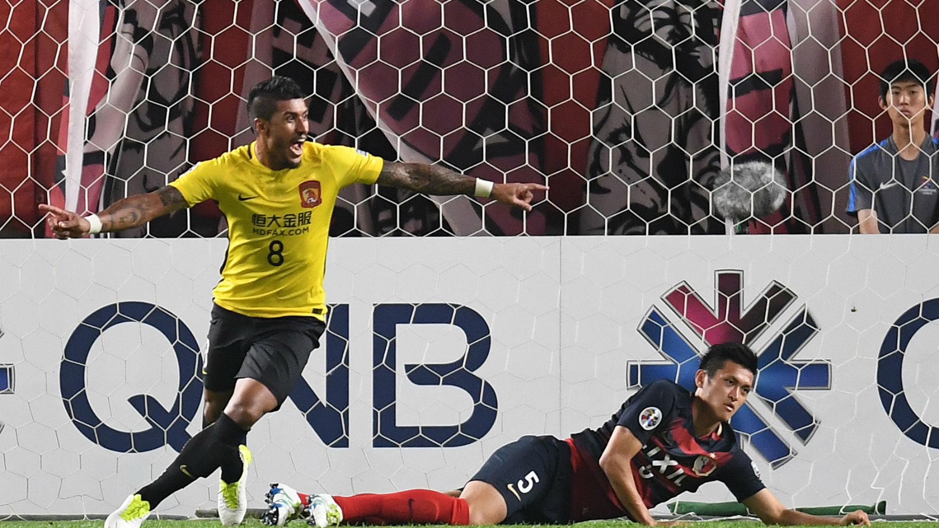 Paulinho en la mira: Barcelona ya conversa con Guangzhou Evergrande