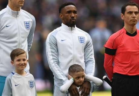 Terugkeer Defoe doet Engeland goed