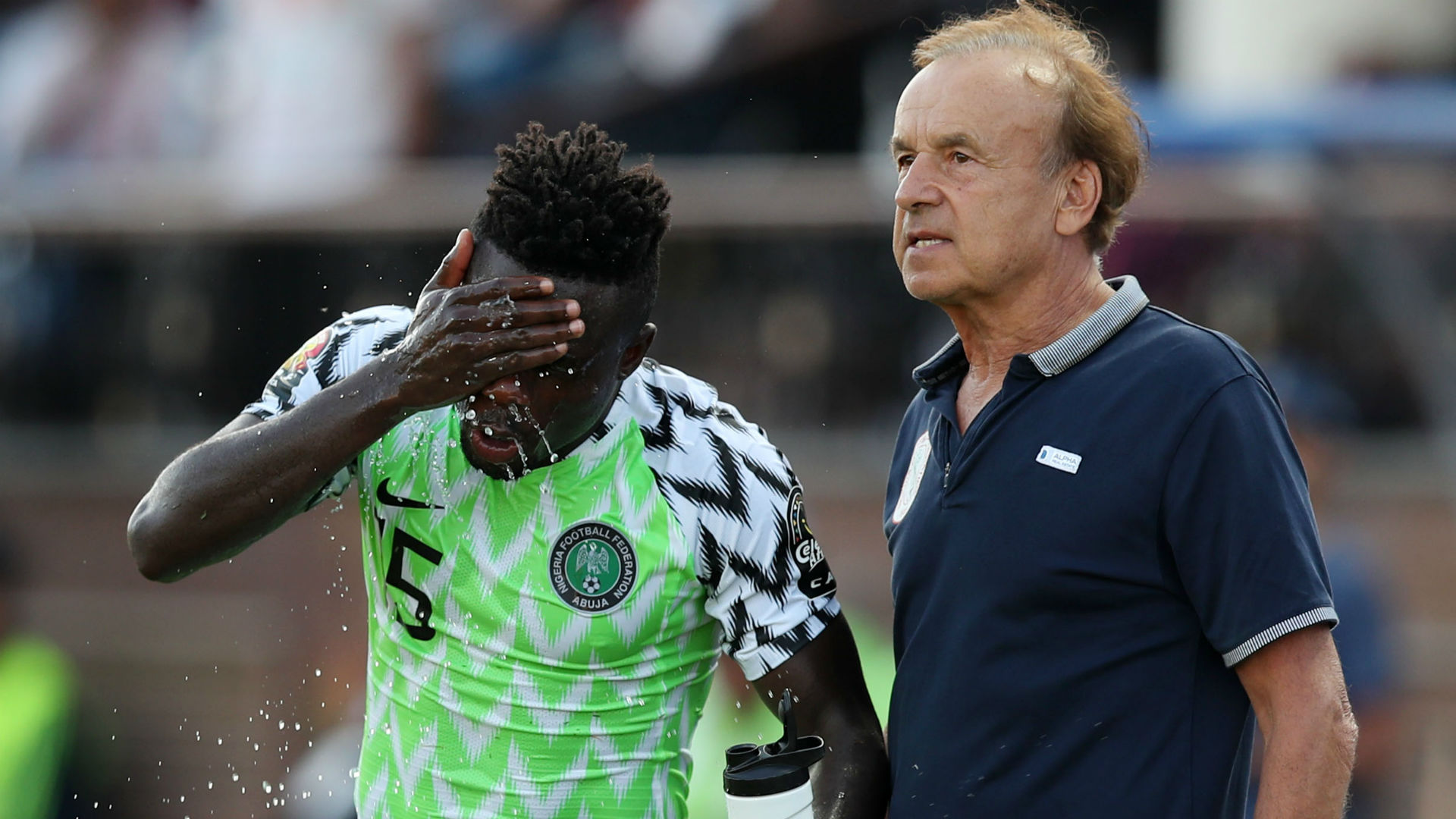 Afcon 2019: Nigeria had superior possession against the best team Algeria – Rohr