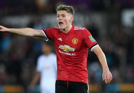Mou: McTominay should follow his heart
