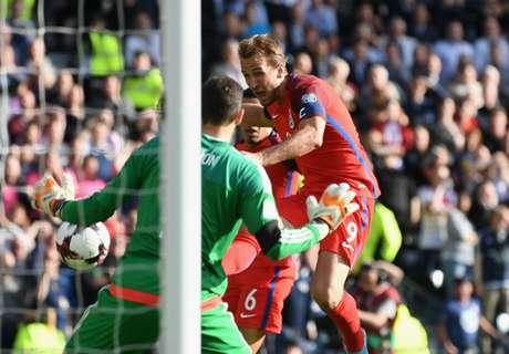 Kane Lega Cetak Gol Krusial Untuk Inggris