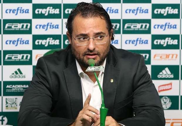 fdfb966f8f3 Palmeiras renova contrato de Alexandre Mattos por três anos - Goal.com