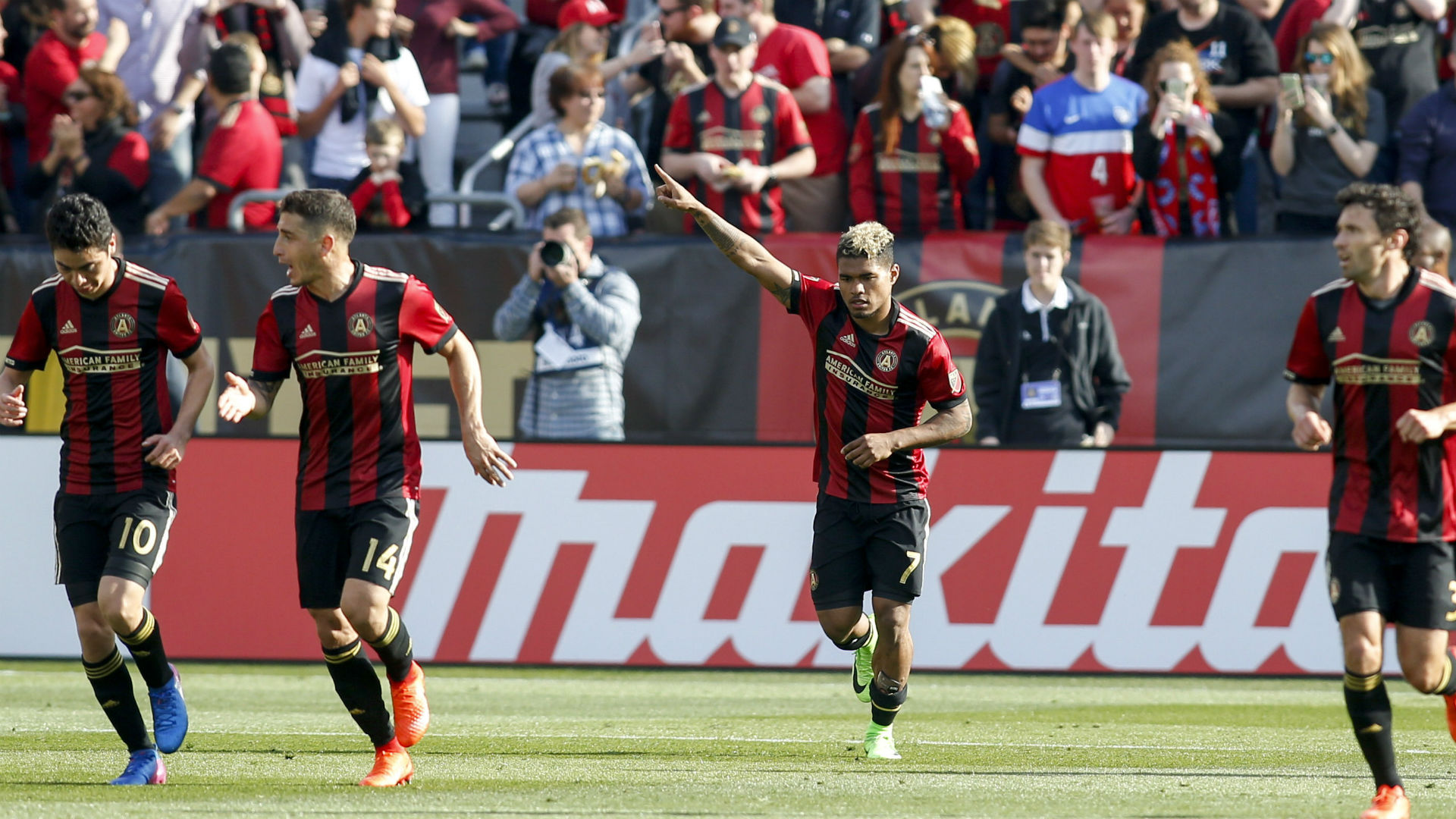 Another goal barrage has Atlanta United looking like more ...