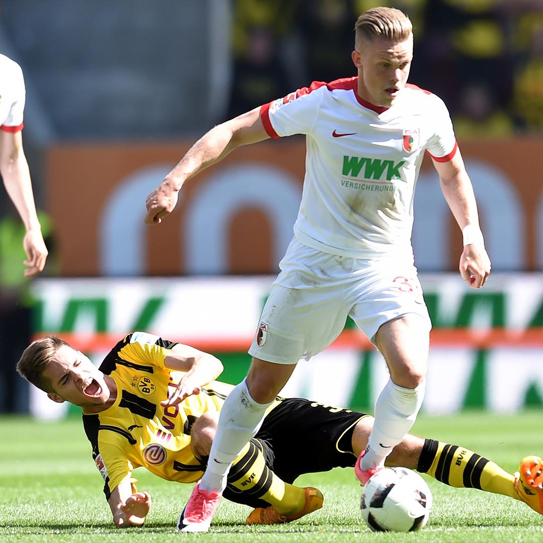 Julian Weigl Borussia Dortmund (SQUARE)