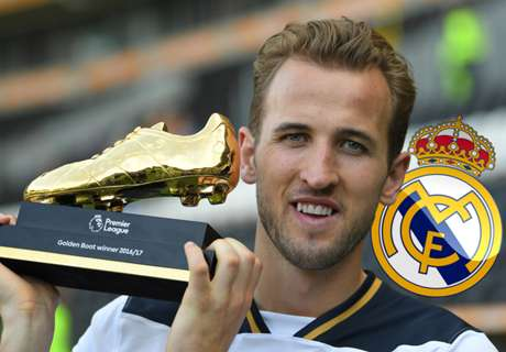 Real Madrid are coming for Kane