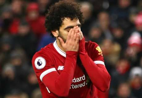 Liverpool's 'Fab Four' falter in top-four chase