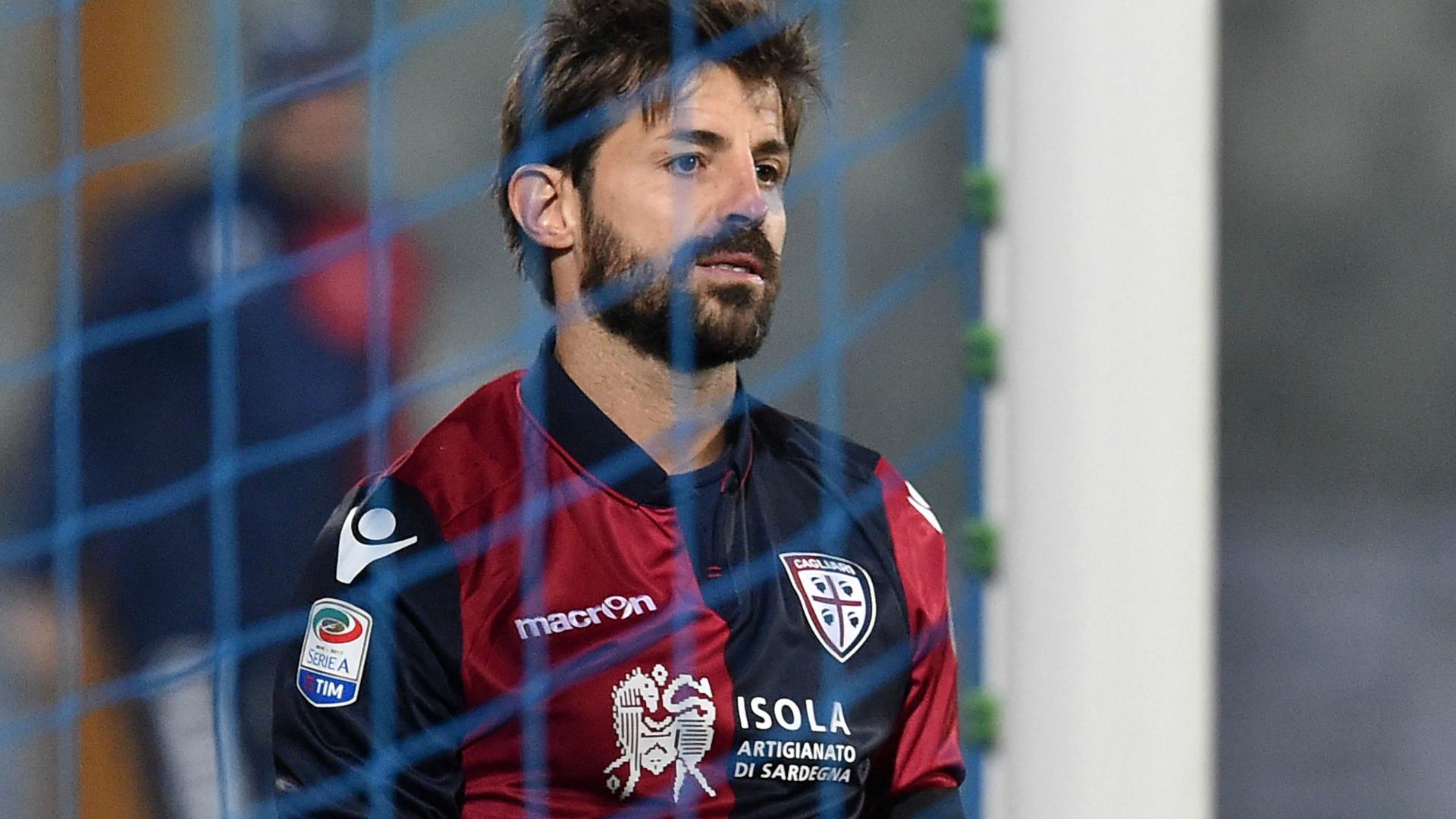 Milan-Cagliari, i convocati di Rastelli: c'è Borriello, escluso Storari