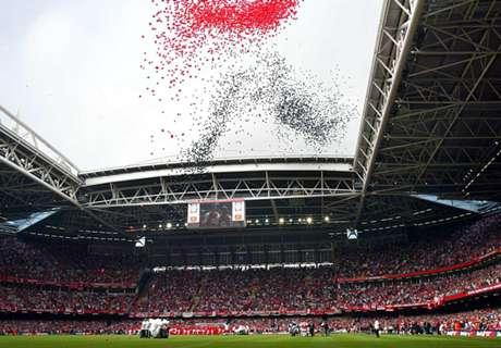 Atap Stadion Ditutup Untuk Final UCL