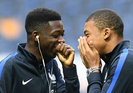 'Dizzy' Barca ridiculed for Dembele claim