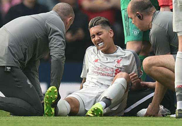Firmino injury a 'catastrophe' says Klopp after Liverpool stalemate
