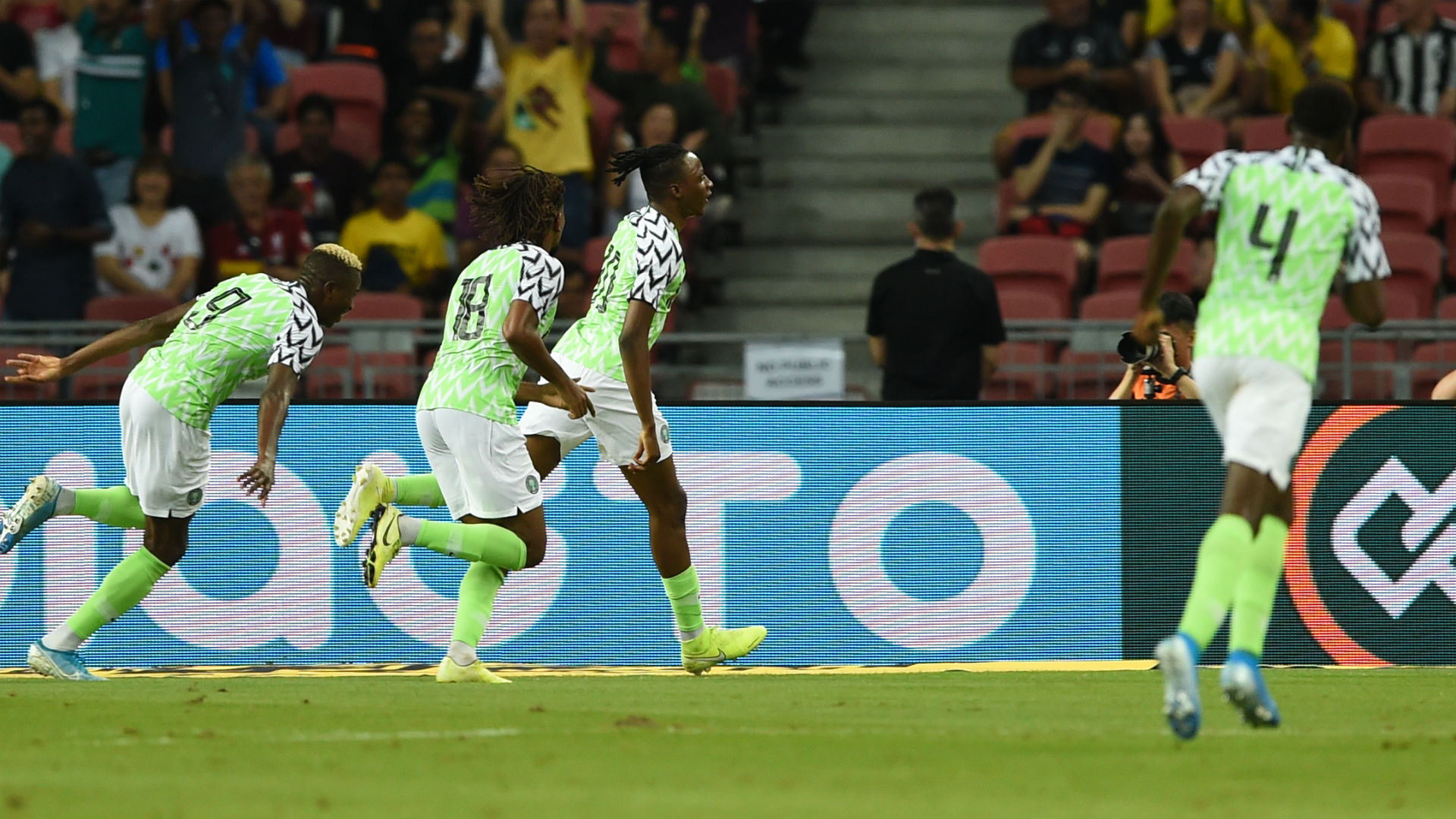 Big Match Stats Pack: Nigeria vs Benin Republic