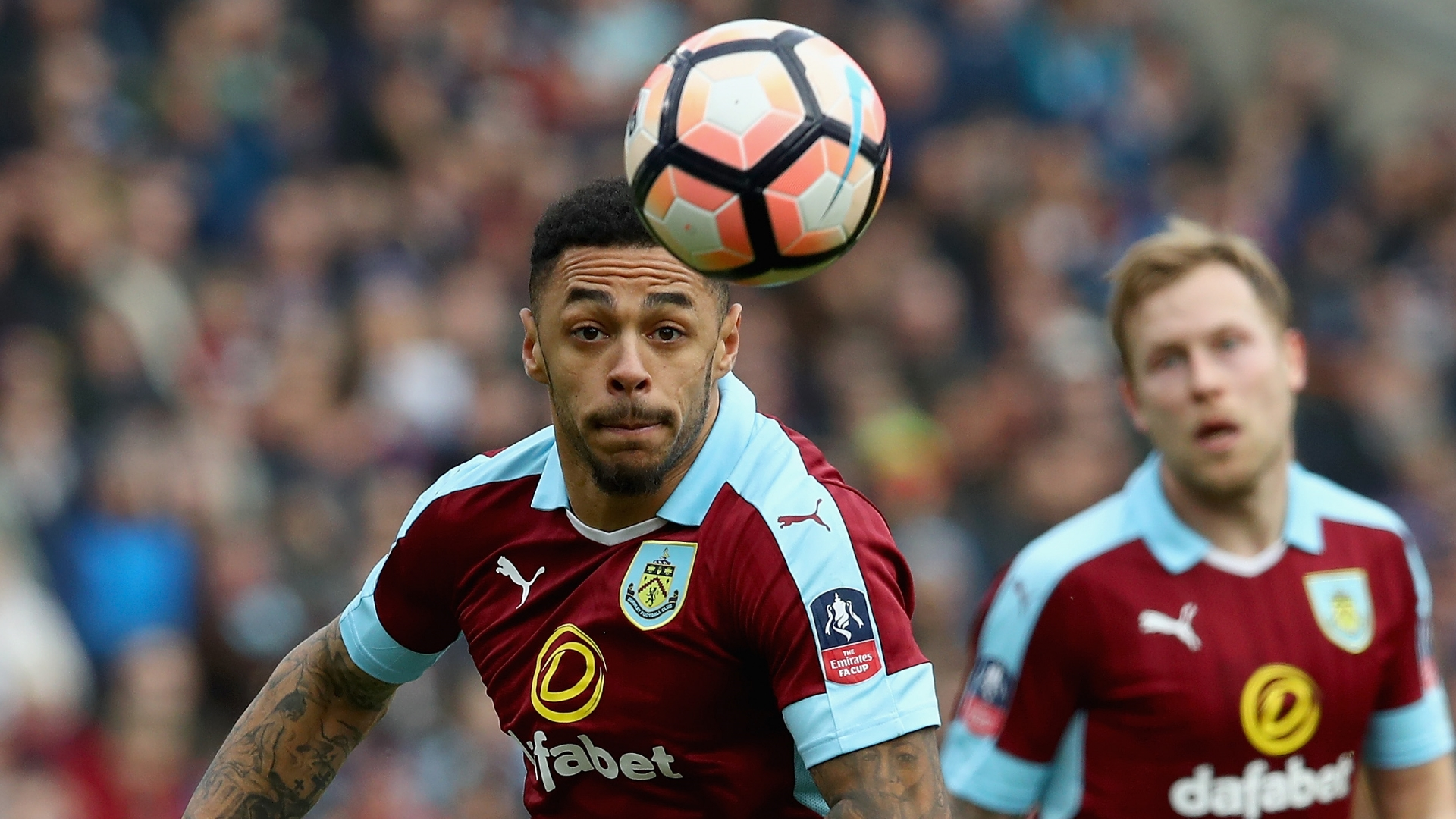 Andre Gray, Burnley