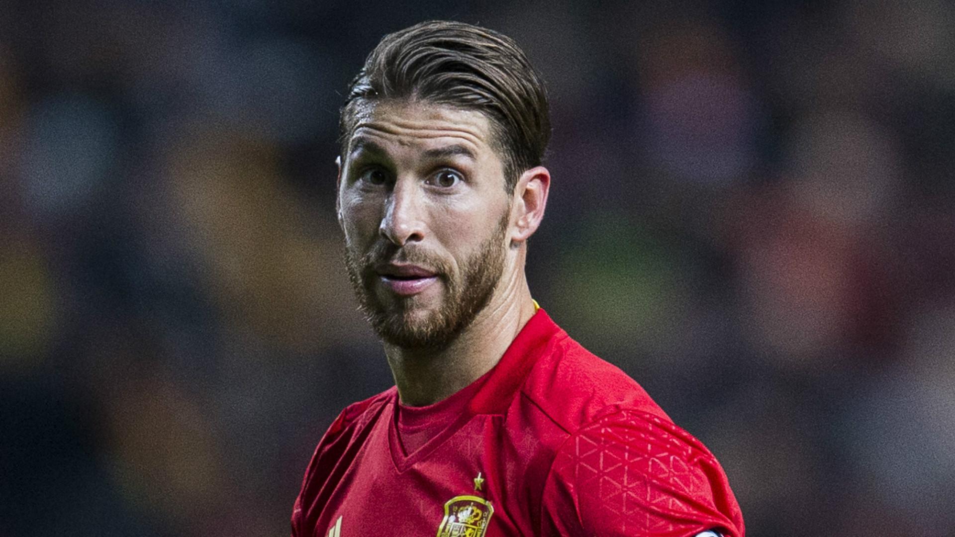 ... Sergio Ramos Spain