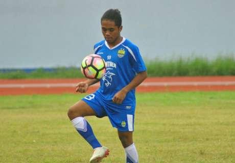 Winger Muda Persib Ketagihan Bobol Gawang Gresik United