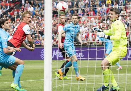 Feyenoord Kampiun Belanda!