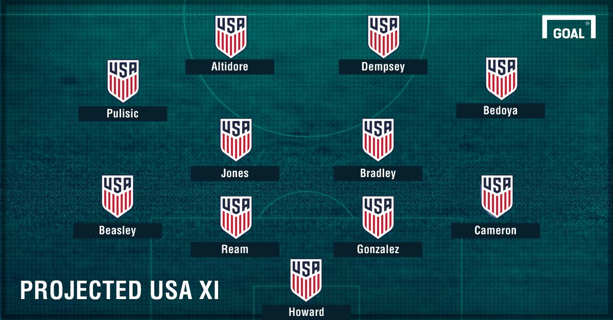 GFX USA XI vs Panama 03272017