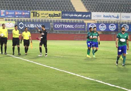 Egyptian side refuse to turn up