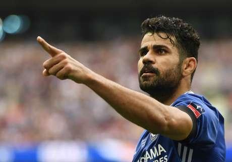 Atletico Umumkan Kedatangan Costa