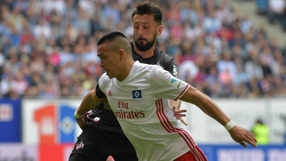 Hamburg in talks with Bobby Wood over contract extension | Sporting ...