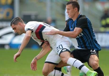 Inter u 87. slomio Genou, Juriću isključena dva igrača