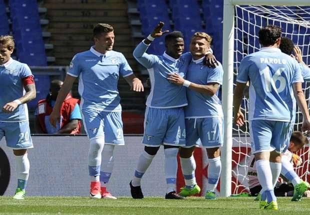 VIDÉO - Le but de Baldé lors de Roma-Lazio
