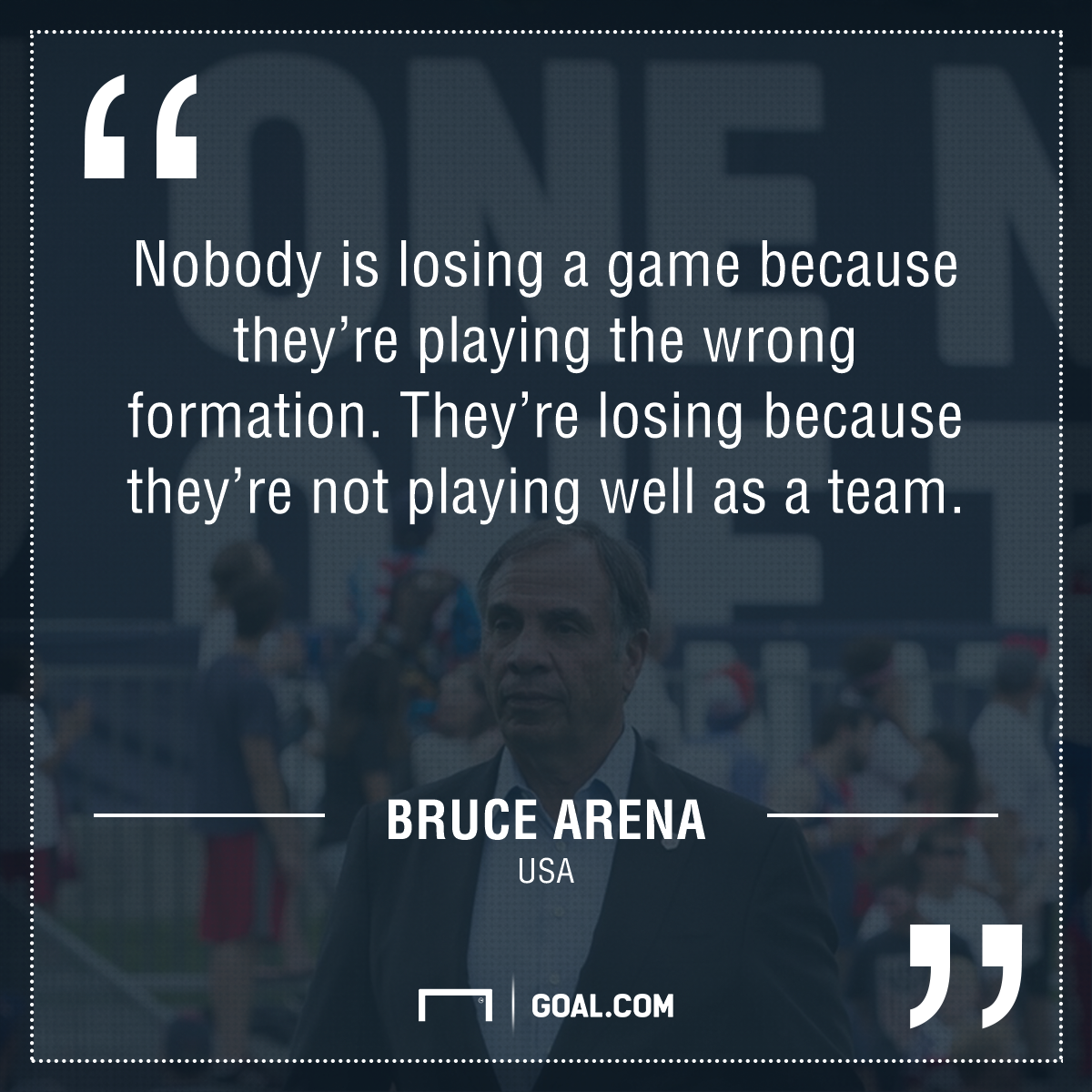 GFX Quote PS Bruce Arena 06162017