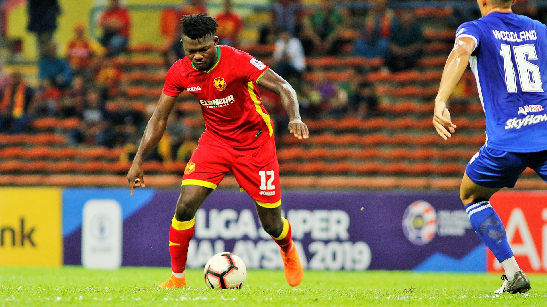 Selangor deny German's axing was racially motivated, Ifedayo defends club and fans
