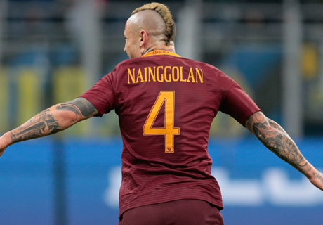WATCH: Nainggolan hits two screamers