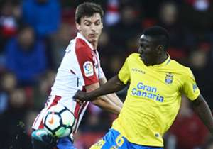 Deportivo La Coruna and Las Palmas face off at the Riazor and the tag 'relegation six-pointer' has never fit so perfectly. The duo are 19th and 18th respectively, with two and three points gained from their last six fixtures. Oghenekaro Etebo has a sli...