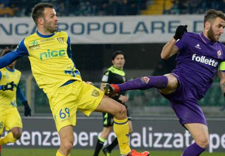 VIDEO - Highlights Chievo-Fiorentina