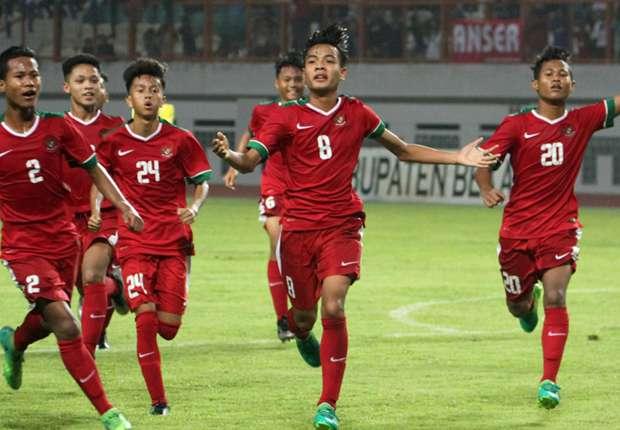 Ini 20 Pemain Timnas Indonesia U-16 Untuk Turnamen Di Vietnam