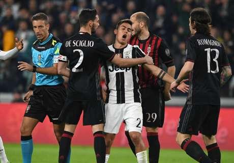 Guerra Juventus - Milan