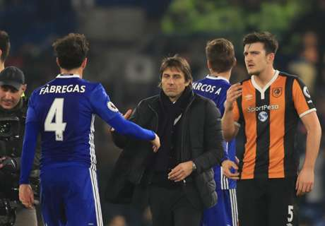 Conte's message to injured Mason