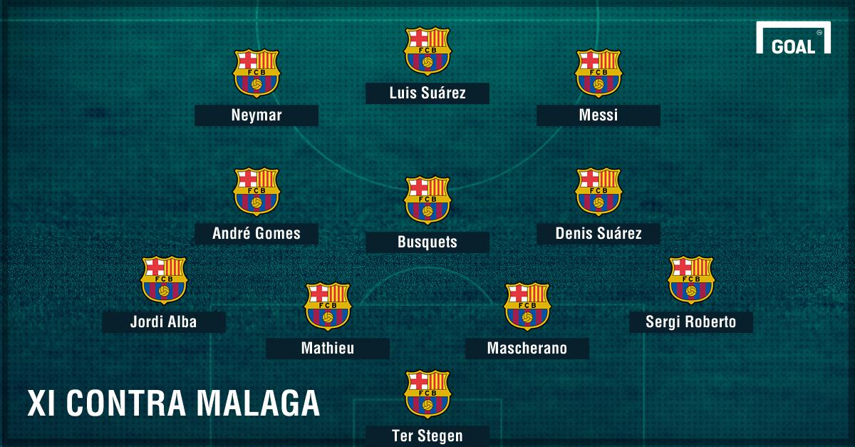Barcelona perdió con el Málaga y quedó a tres del Madrid