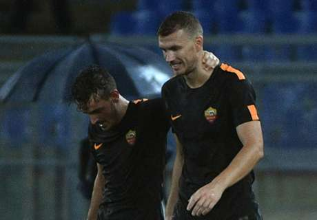 Džeko zabio dva gola u pobjedi Rome