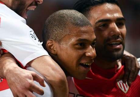WATCH: Mbappe goal bags Monaco title