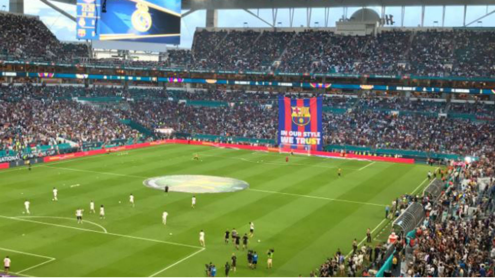 Para Miami el Clásico Madrid-Barcelona es como una Superbowl — Alcalde Giménez