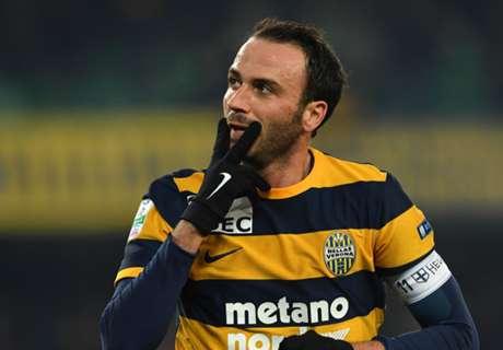 Serie B, 26ª - Verona, pari e 2° posto