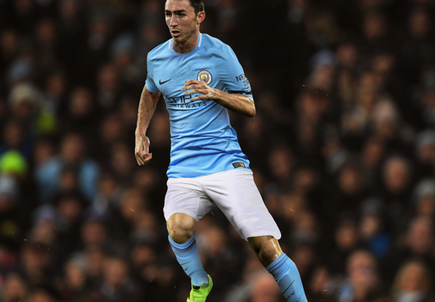 Maillot Domicile Manchester City Aymeric Laporte